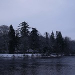 Winter in Ness Islands Inverness Scotland thumbnail