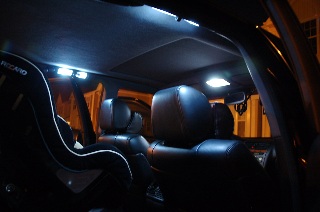 Just Changed All My Interior Lights To SMD/LED Bulbs!!!   ClubLexus   Lexus  Forum Discussion