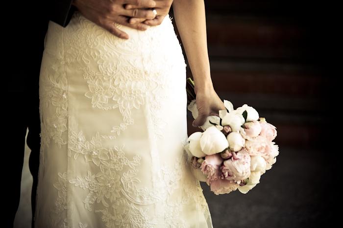 Clare & Nic's Wedding - Elegance (by Autumnleaf Photography)