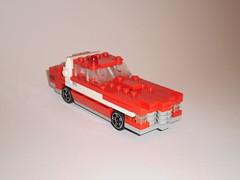 Minifig scale 1974 Ford Gran Torino