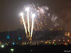 fireworks (Akira pS) Tags: fireworks pinheiros fogosdeartifcio afnikkor50mmf18d nikkorlenses nikond80 praadopordosol dezembro09