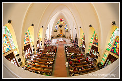 Day 3/365 (choui168) Tags: church cebu 5d mass 15mmfisheye project365 sacredheartparish cebusugbo cebuphotoorg