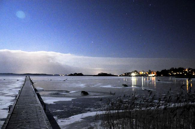 nattljus i Gottskär
