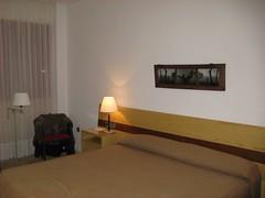 Hospedaria Mirador de Llerena, Espanha; Dezembro 2009