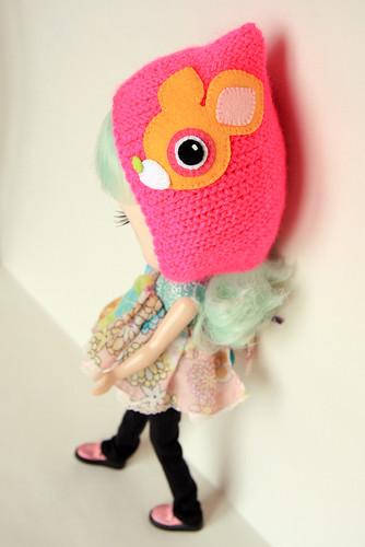 MforM Pink Deer Hoodie