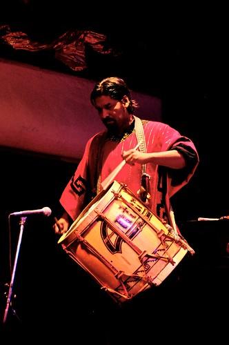 Tango Drummer
