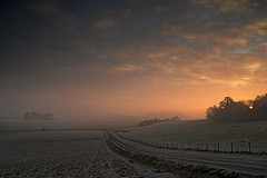 Frosty Morning, Wallops (eye-foto) Tags: dawn frosty wallops eyefotoportfolio
