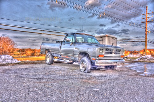 Dodge Ram HDR