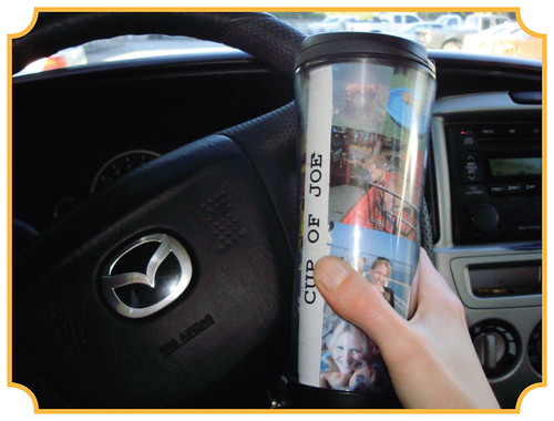 Coffee Tumbler Custom Custom Photo Tumbler