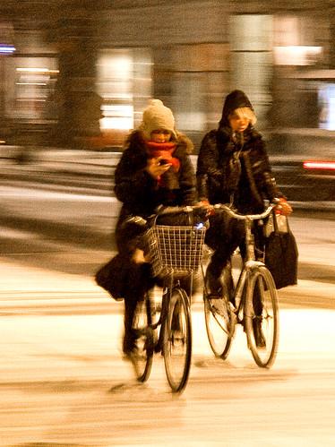 Copenhagen Snow Duo