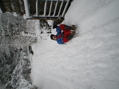 Caver or snowboarder? (Caroline Harrison) Tags: