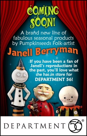 Janell Berryman announcement