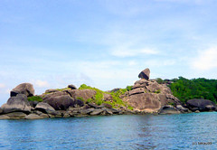 Balance Rock, Similan Islands Thailand