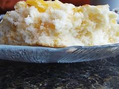 victoria BC - english cheese scone