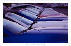Line up of Beauties (bhagath makka) Tags: seattle blue car washington nikon colours nissan harmony m8 beauties everett makka d40 bhagath bhagathkumar