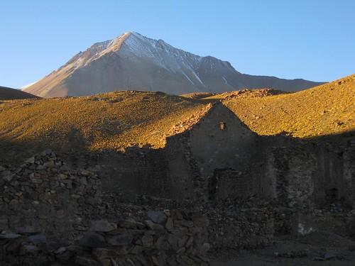 ruins of San Antonio de Lípez