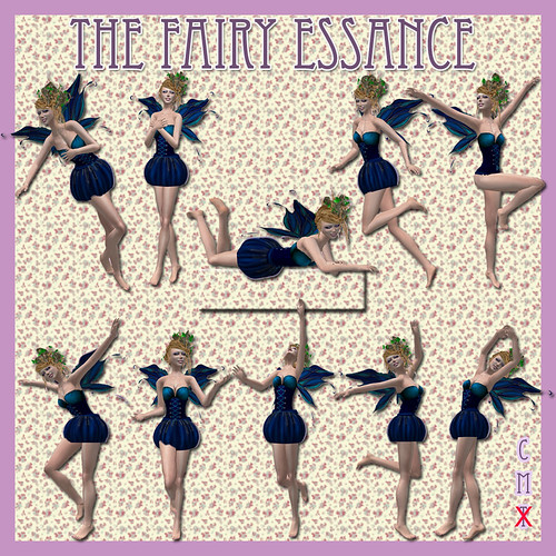 The Fairy Essance Fatpack