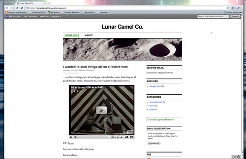 Lunar Camel Co.