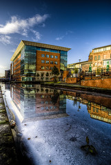 Manchester Canal HDR (Danny Beattie) Tags: manchester hdr manchestercanal upcoming:event=4961586