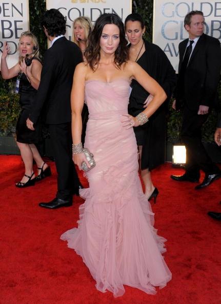 Golden Globes 2010 Emily Blunt