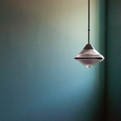 fixture (xgray) Tags: blue light shadow color green window glass yellow wall digital silver austin texas minimal negativespace telephoto adapter gradient suspended 40mm minimalism fixture hang ricoh gt1 grd grdigital2 ricohgrd2