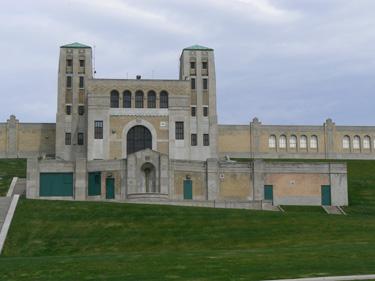 R C Harris Filtration Plant Toronto