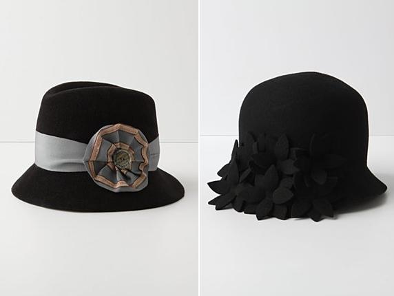 Anthropologie, hats