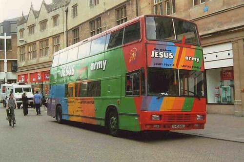 JESUS ARMY,BUGBROOKE B145GSC CAMBRIDGE 200603