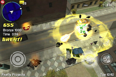 Grand Theft Auto: Chinatown Wars for iPhone [review] 1