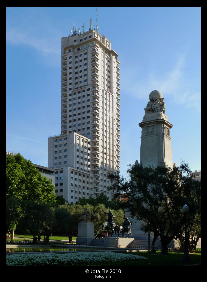 Torre de Madrid I