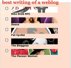 The Bloggies