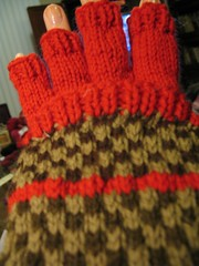 one more fliptop mitten