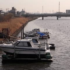 Shin-Nakagawa river