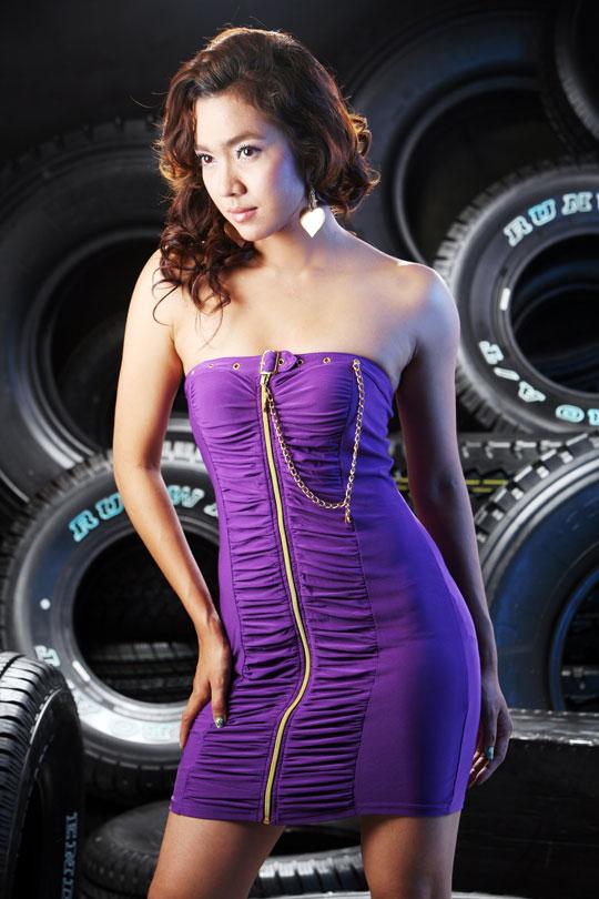 Sexy Myanmar Model Moe Hay Ko1