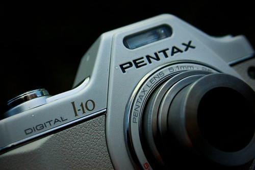 Pentax Optio I-10 Pocket-lint