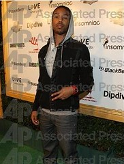 MICHAEL B. JORDAN @ DIPDIVE DATA AWARDS