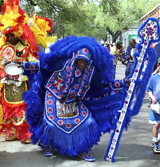 Washington Avenue (Ed Newman) Tags: louisiana neworleans supersunday mardigrasindians uptownsupersunday