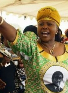 Oppah Muchinguri, National Executive member of the Zimbabwe African National Unon, Patriotic Front Party Women's League. Muchinguri has called for gender parity in government inside the country. by Pan-African News Wire File Photos