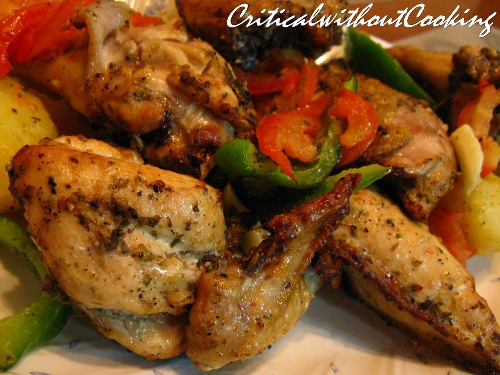 English Herb Chicken