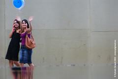 Smiles (pycsil) Tags: portrait lebanon smile balloon wave beirut