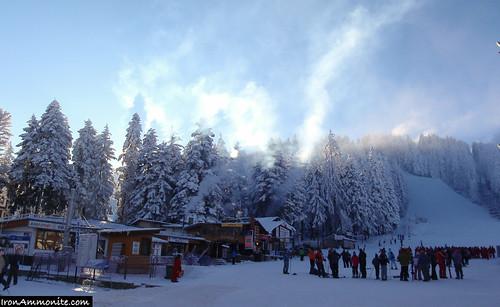 Borovets ski & snowboarding slopes-5