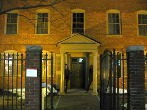 Haunting Longfellow's House