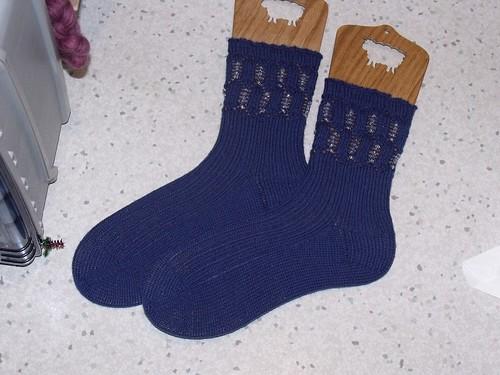 Beaded Socks