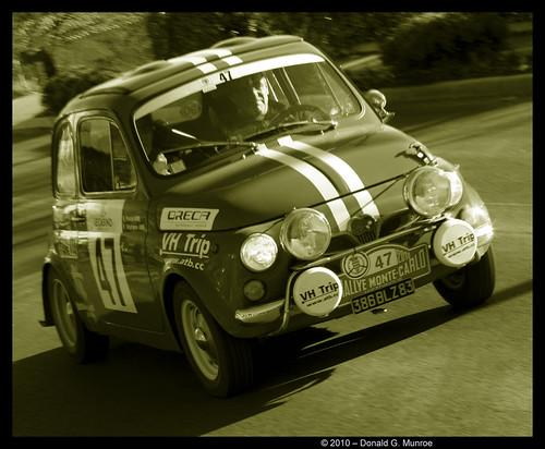 Aime & Aime - 13e Rallye de Monte Carlo Historique - Jan 31,  2010. por speedyk1.