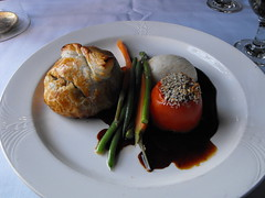 White Horse Tavern Beef Wellington