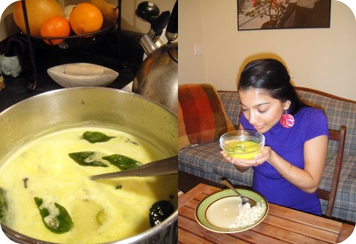 Anjal and Her Soup