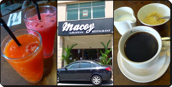 Macoy European Restaurant @ Ipoh