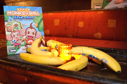 Super Monkey Ball Step & Roll -- NY Press Event