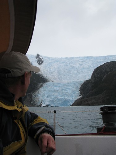 Brazo Noroeste glacier