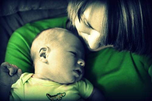 Braden & Mommy